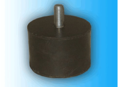 Gumeno metalni amortizer